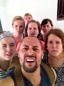 Souls of the Feet team 2014 burundi and rwanda