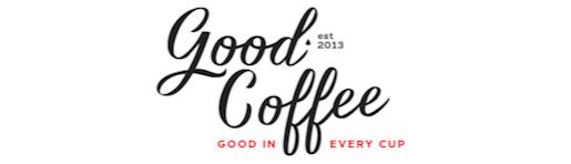 Good Coffee Horizontal Banner - Small